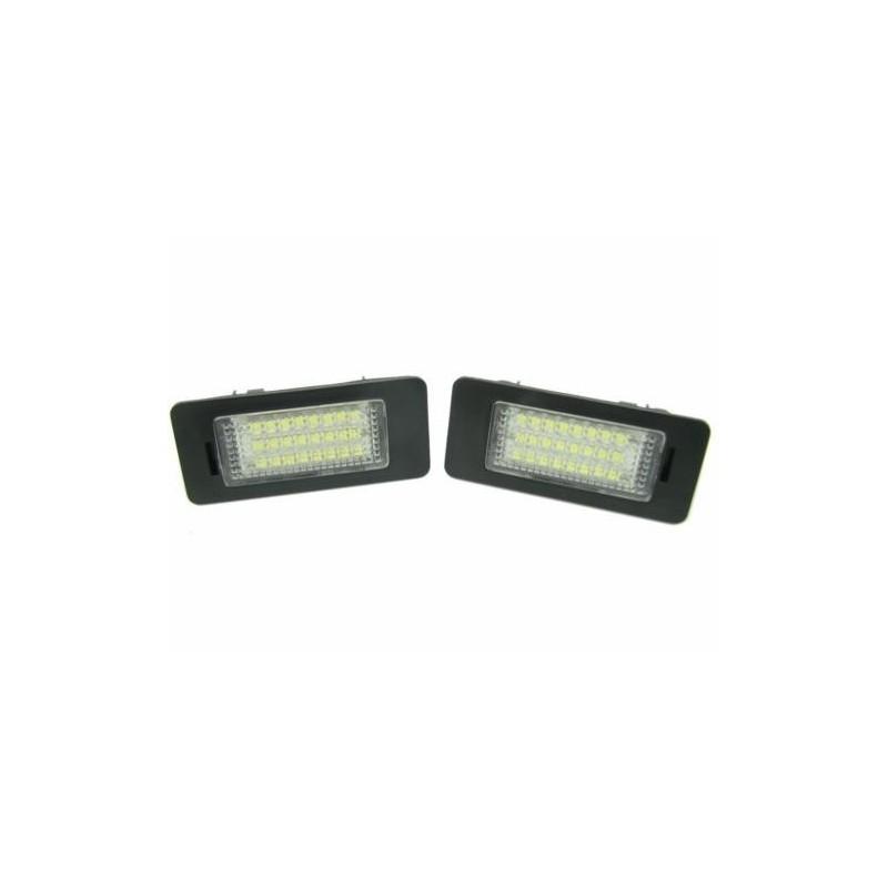 BMW led kentekenplaatverlichting nummerplaat verlichting