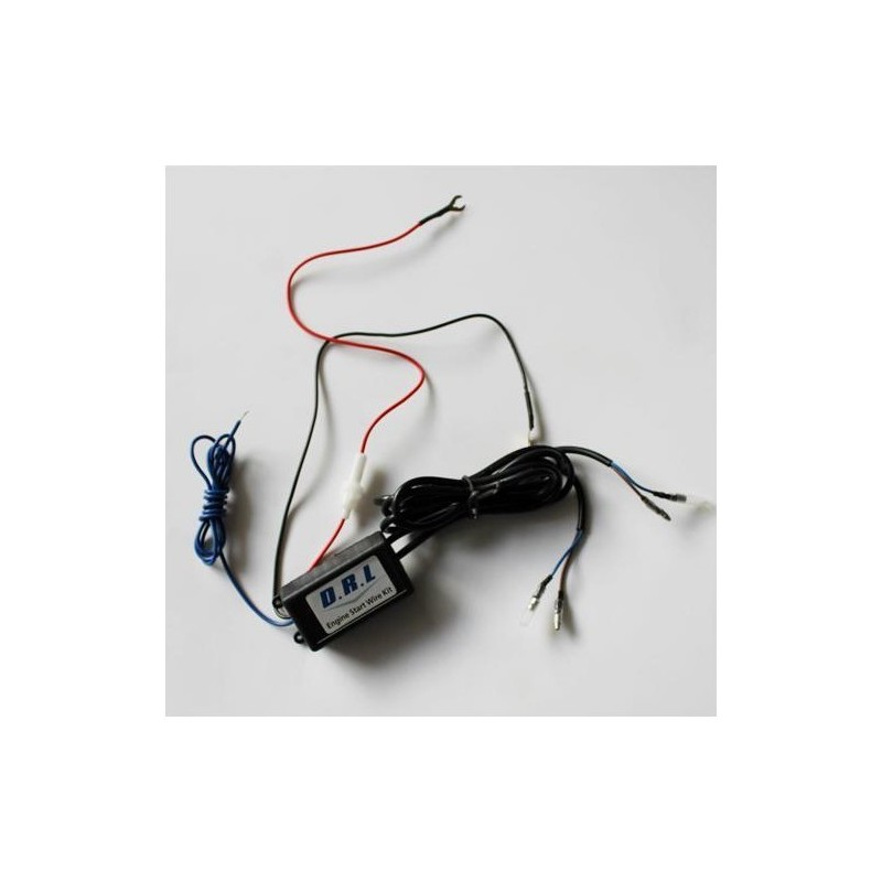 drl controller kabelset wire harnas voor led dag rij verlichting