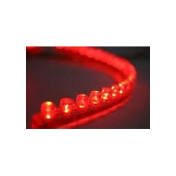 Flexibele led strip 24 cm Rood