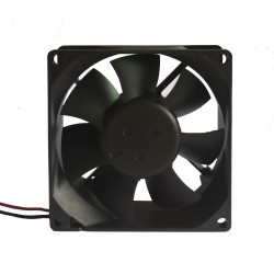 Brushless air fan luminigrow
