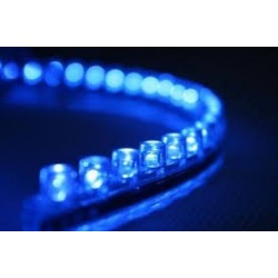 Blauwe Flex LED Strip 24cm...