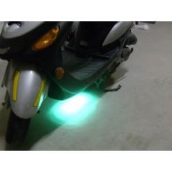 LED balk 25cm groen...