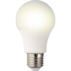 E27 9watt led bol WW 2700K 827