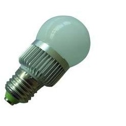 Gele retrofit 3 W led bulb...
