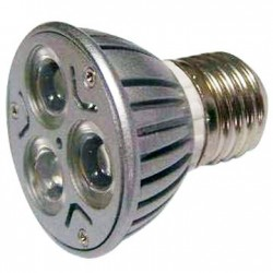 Led PAR 3 watt NW 220 volt...