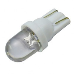 T10 led lamp w5w 6000K wit