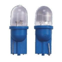 LED T10 W5W blauw