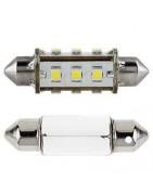 festoon buislampjes met led voor interieur en exterieur